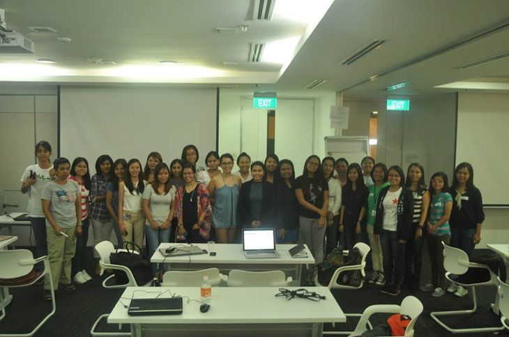 Rails Girls 2015, Manila Edition