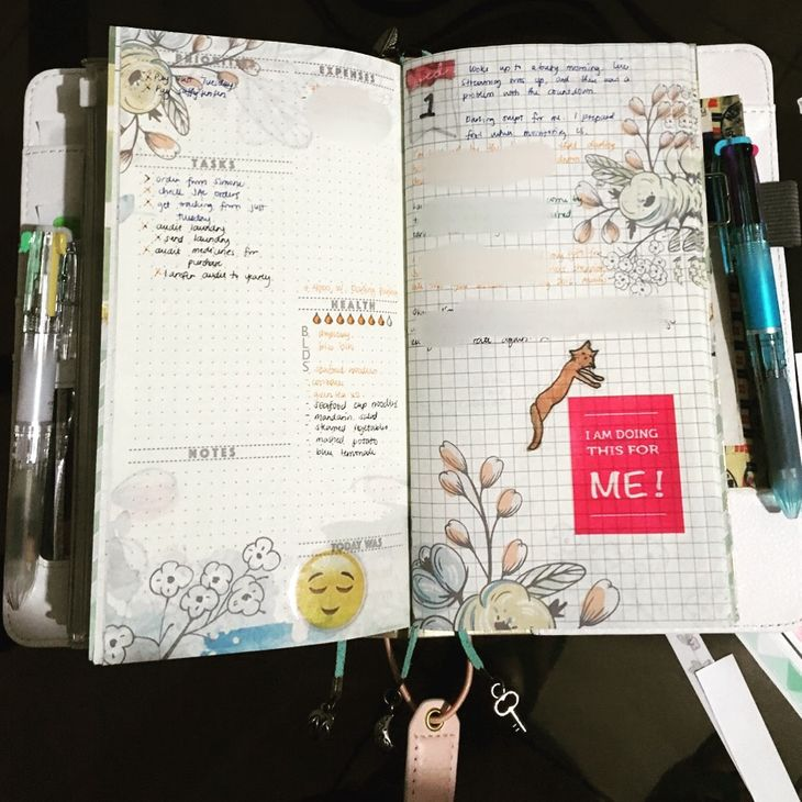 My Traveler's Notebook setup
